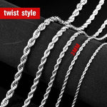 Stainless Steel Necklace Chains - Wyvern's Hoard