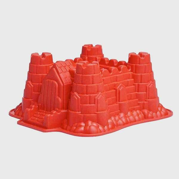 Castle Silicone Baking Mold