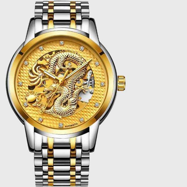 King Of Dragons Mechanical Watch