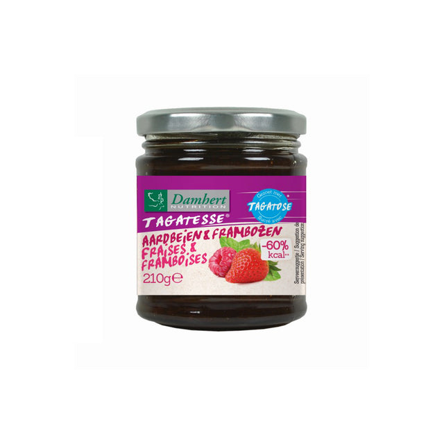 Tagatesse Jam Strawberry - Raspberry