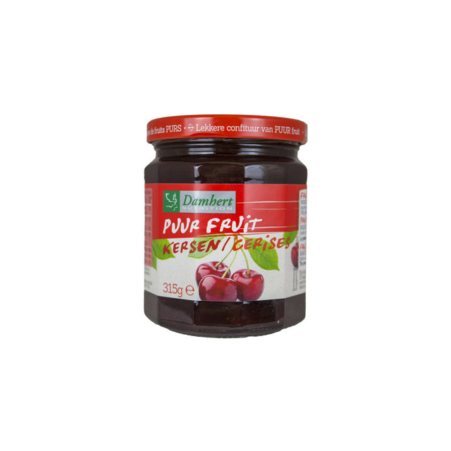 Pure Fruit Jam Cherries