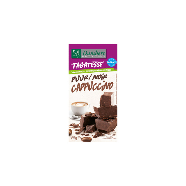 Tagatesse Chocolate Tablet - Cappuccino