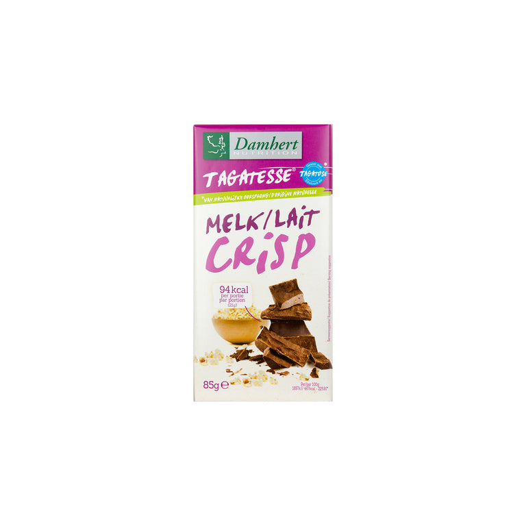 Tagatesse Chocolate Tablet - Crisp