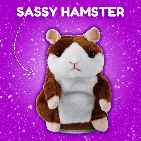 "Sassy Hamster ""BUY 1, GET 1 FREE"" Use coupon: BOGO - That Good Deal"