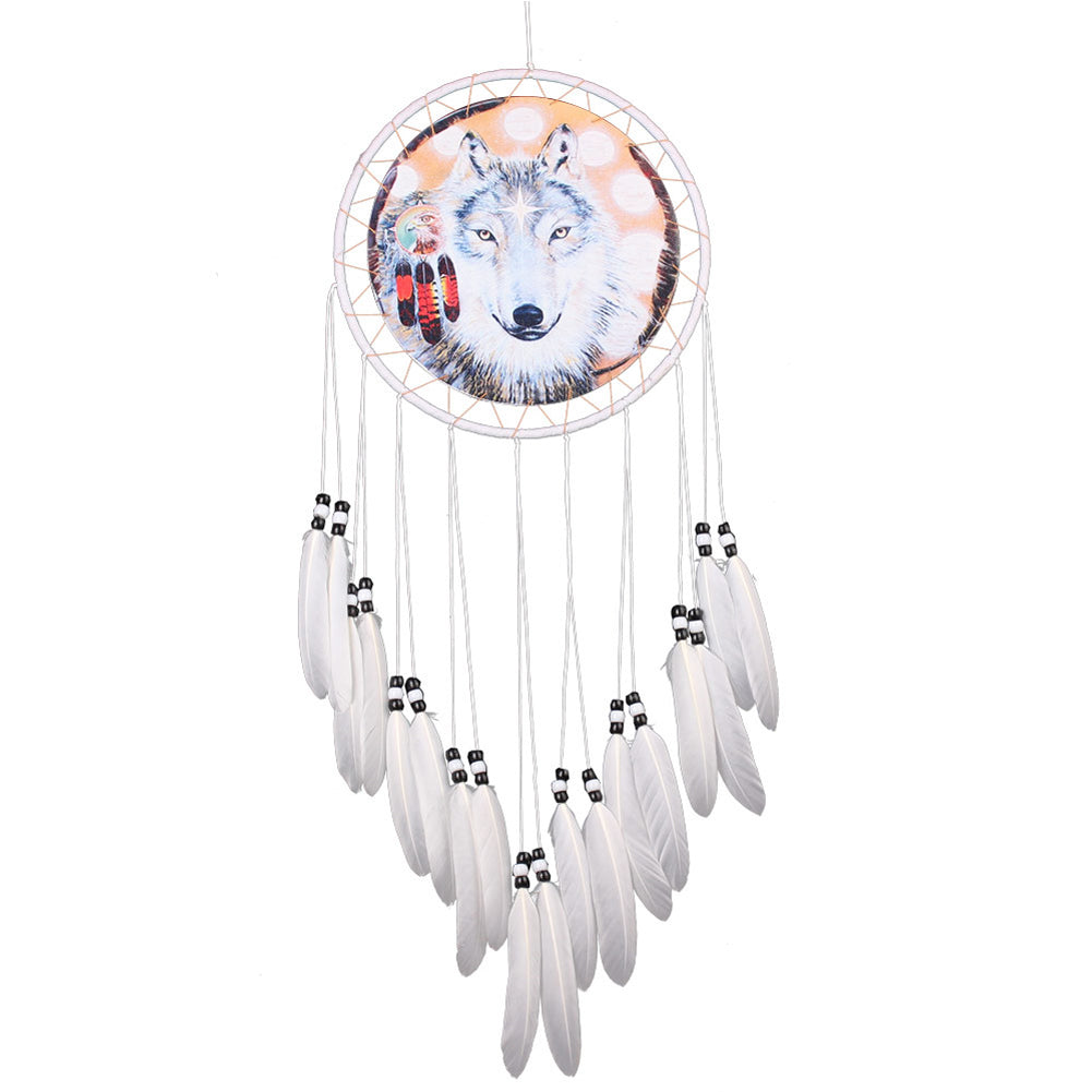 Indiana Dreamcatcher White Wolf - That Good Deal