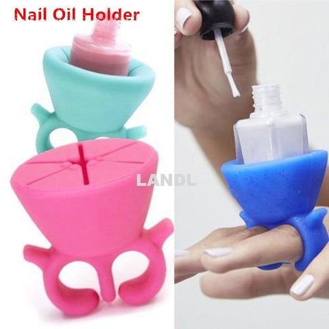 "Image of Nail Polish Bottle Holder ""BUY 1, GET 1 FREE"" Use coupon: BOGO - That Good Deal"
