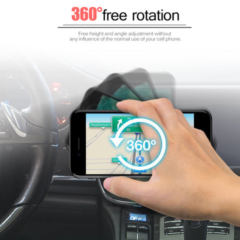"Multi-functional Magnetic Car Phone Holder ""BUY 1, GET 1 FREE"" Use coupon: BOGO - That Good Deal"