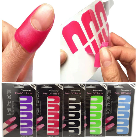 "Nail Polish Guard  ""BUY 1, GET 1 FREE"" Use coupon: BOGO - That Good Deal"
