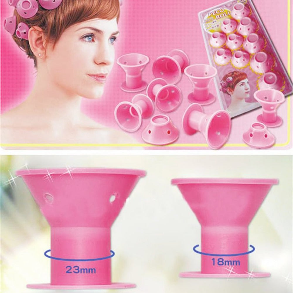 "Mushroom Hairstyle Silicone Roller ""BUY 1, GET 1 FREE"" USE COUPON: BOGO - That Good Deal"