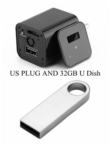Image of HD 1080P Camera USB Wall Charger - That Good Deal