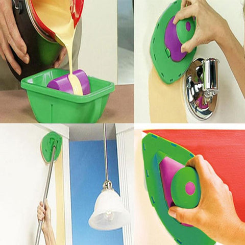 "Image of Easy Painting Roller and Sponge Set ""BUY 1, GET 1 FREE"" Use coupon: BOGO - That Good Deal"