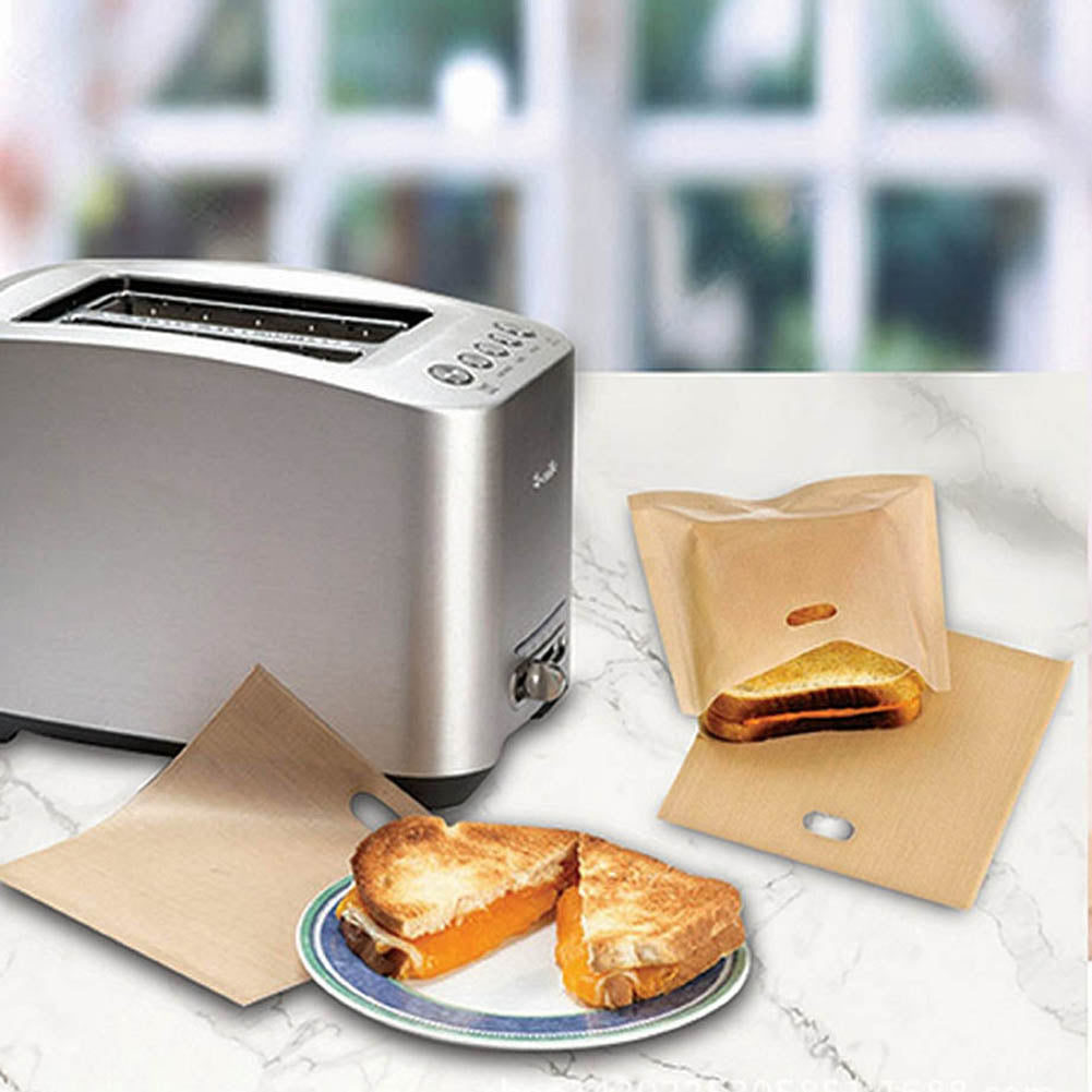 "Reusable Toaster Bag (5 PCS) ""BUY 1, GET 1 FREE"" USE COUPON: BOGO - That Good Deal"