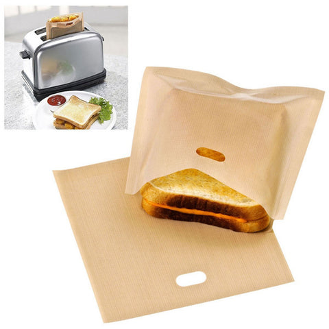 "Image of Reusable Toaster Bag (5 PCS) ""BUY 1, GET 1 FREE"" USE COUPON: BOGO - That Good Deal"