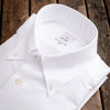 Formal button down white shirt