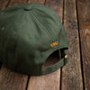 Green fox dad cap