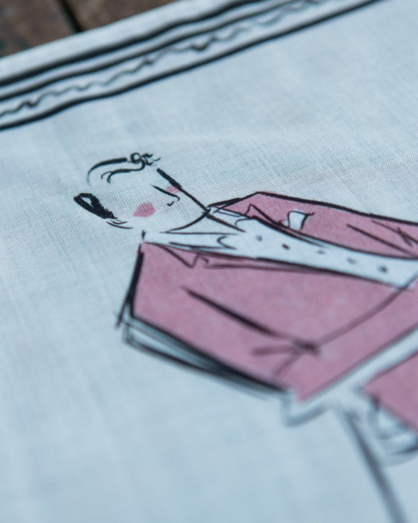 The Sartorial pocket square