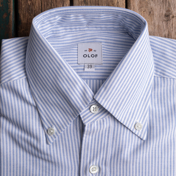 IVY oxford stripe shirt