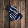 American Trench Breton stripe socks