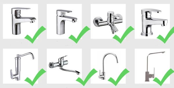 40% OFF Today - Moveable Kitchen Tap Head 2.0