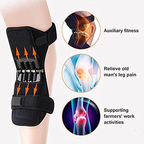 Non-Slip Pain Relief Knee Booster