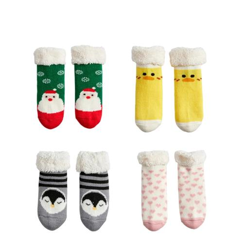 Christmas Non-Slip Socks For Toddlers
