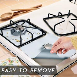 Easy-Wipe Gas Stove Anti-oil Pad