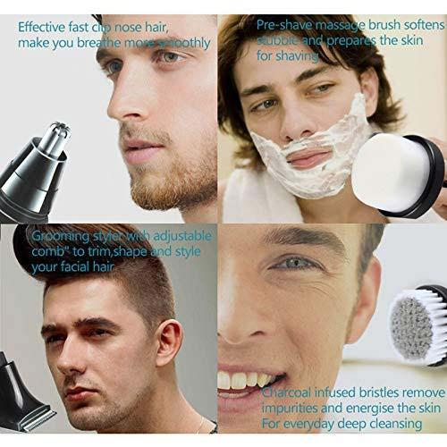 5-in-1 4D Electric Shaver
