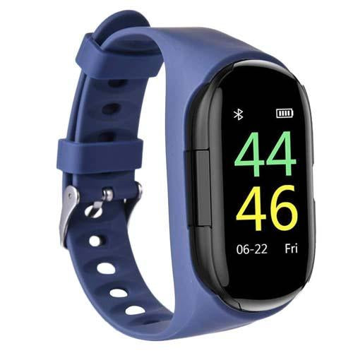 2 IN 1 SmartWatch & Wireless Bluetooth Earphone