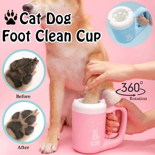 Electric Pet Foot Washing Cup