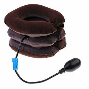Inflatable Cervical Neck Traction Device