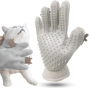 Pet Hair Remover Deshedding Brush Glove