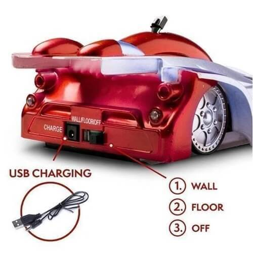 Limited time 30% off - Wall Climbing RC Car