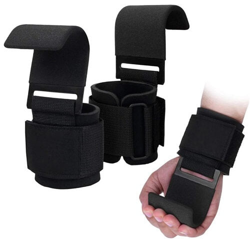 Weight Lifting Wrist Strap -BUY 2 FREE SHIPPING