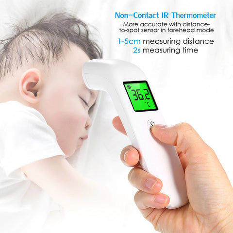 Digital Infrared thermometer - Mindful Yard