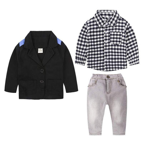 Suit Sets for Boys | Mindful Yard
