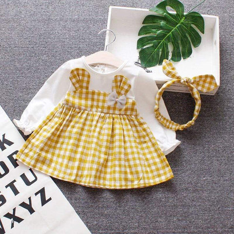 Baby girls dresses | Mindful Yard