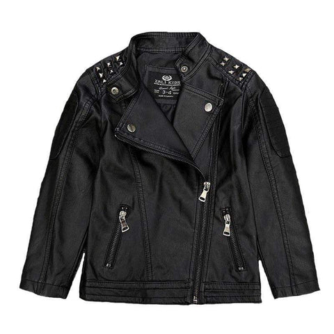 Boys Leather jackets - Mindful Yard