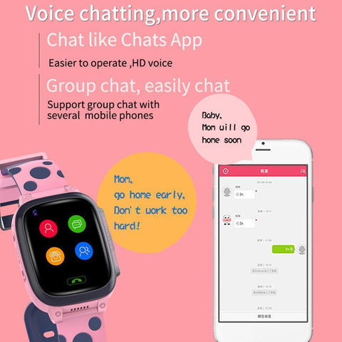 Kids smart watch | Mindful Yard