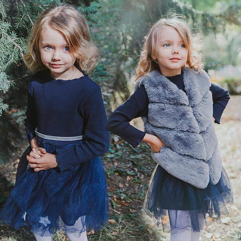 Fashionable Princess European/American Dresses - Mindful Yard