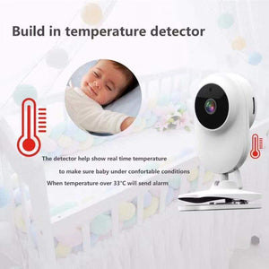 WiFi Baby Temperature Monitor - Mindful Yard