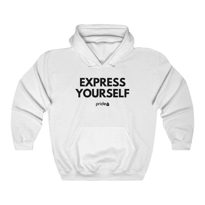 Express Yourself - Hoodie