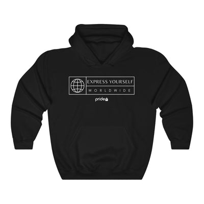 Express Yourself Worldwide - Hoodie