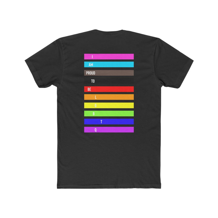 LGBTQ+ Pride Badge - T-Shirt