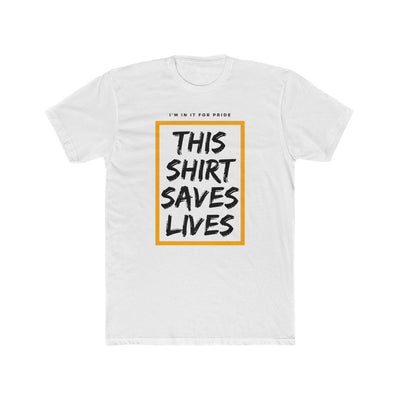 This Shirt Saves Lives - The Trevor Project Donation Tee