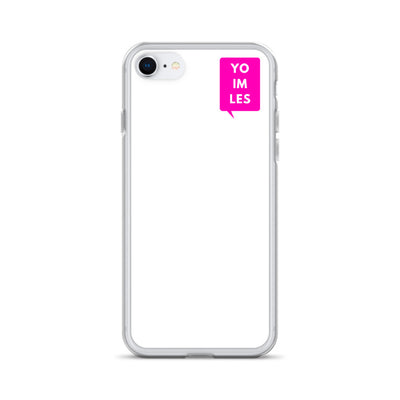 Yo I'm Les - Whiteout Phone Case