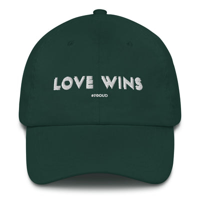 LOVE WINS - ALL COLOR VARIATIONS
