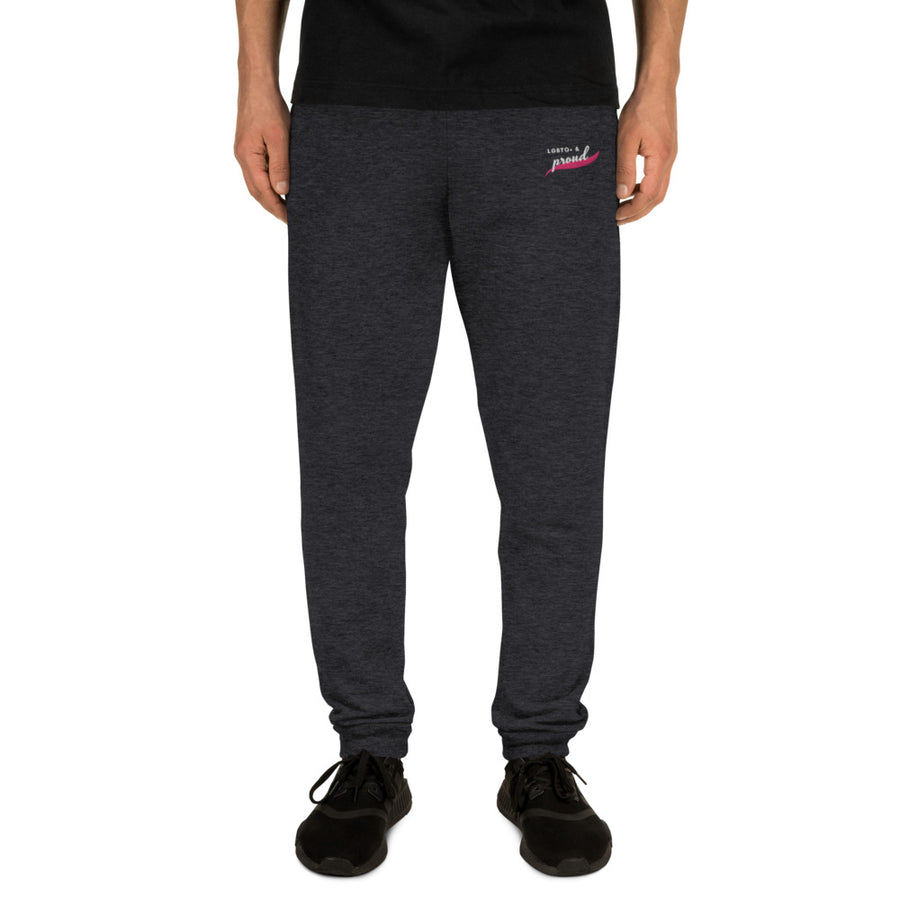 Ripple Pride Sweatpants - Pink