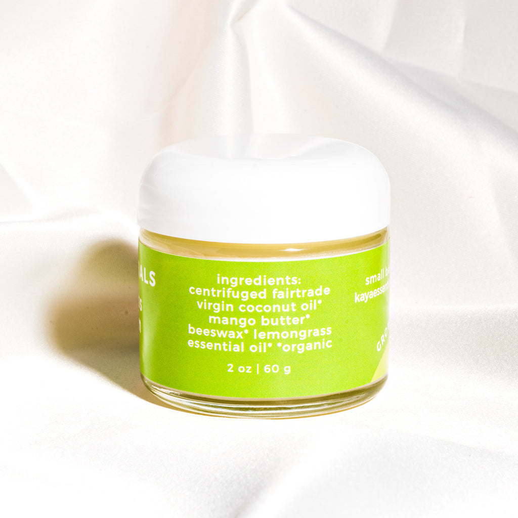 Lemongrass Body Balm