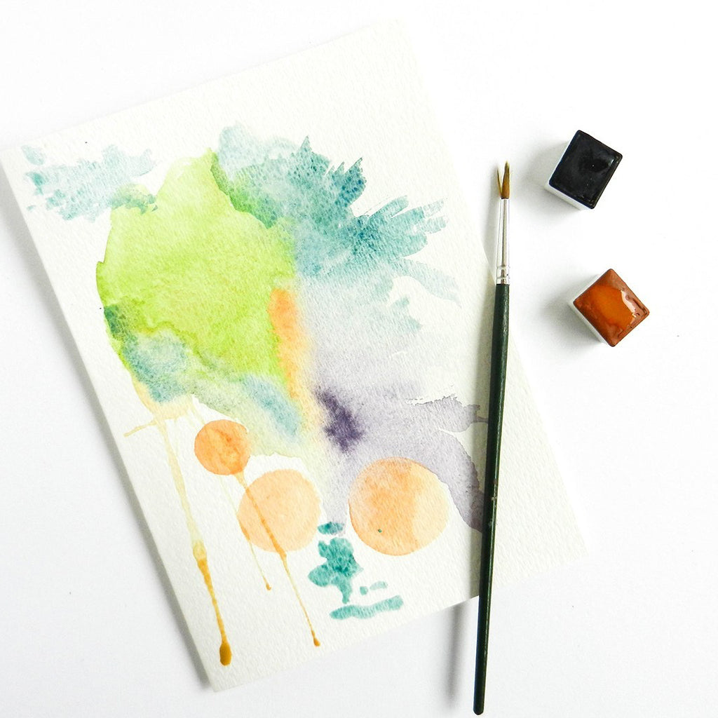 Society6 x Kaya Essentials Blank Cotton Card