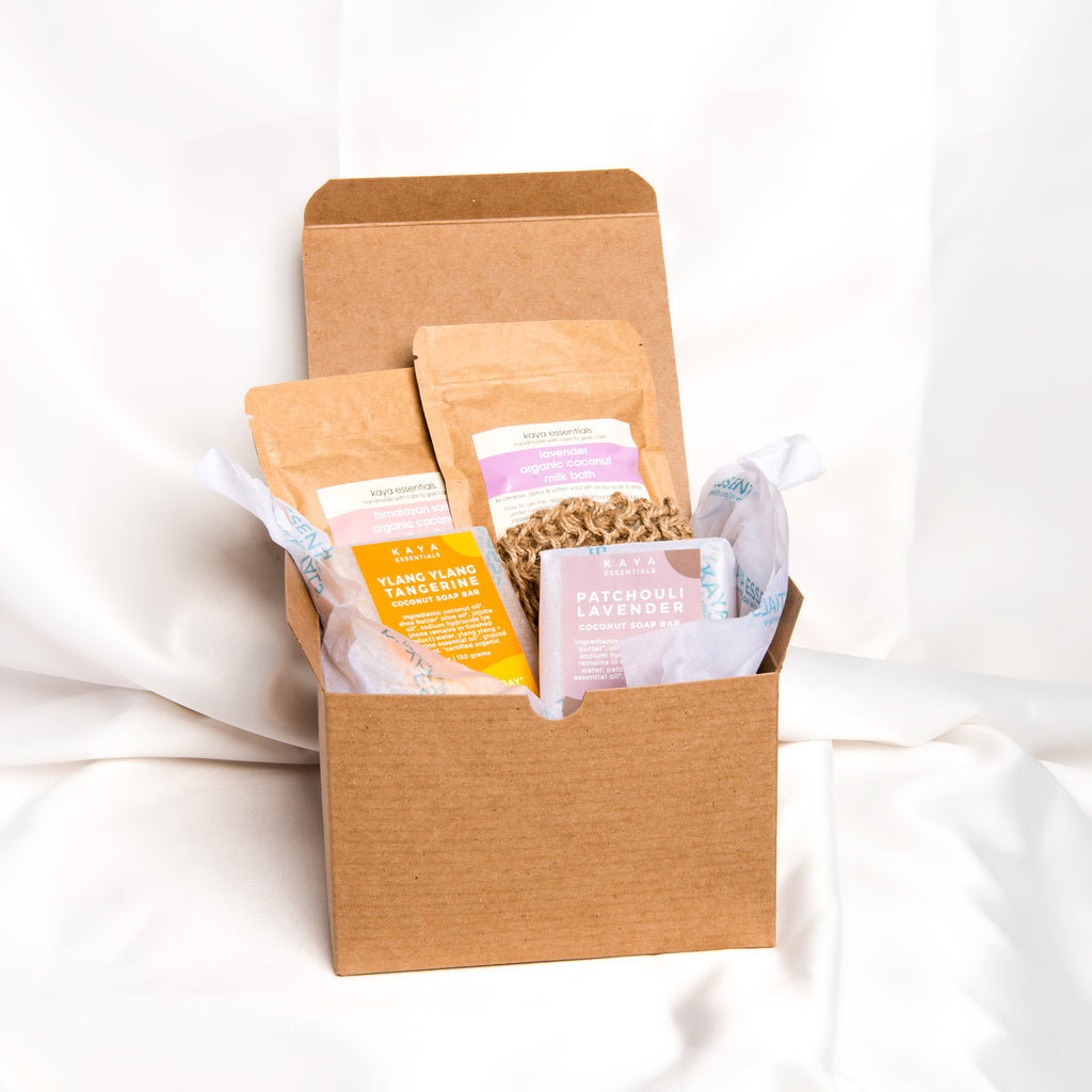ISLAND TIME SPA GIFT BOX